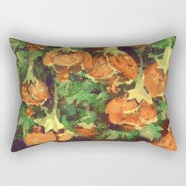 Abutilon megapotamicum Rectangular Pillow