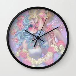 Haruka x Michiru Wall Clock