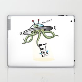 Muso vs Alien Laptop & iPad Skin