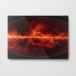 Milky Way 2 Metal Print
