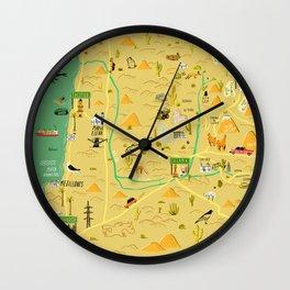 Calama Wall Clock