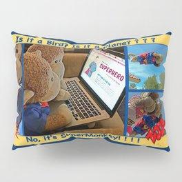 SuperMonkey Pillow Sham