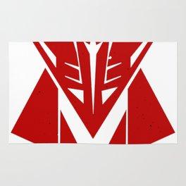 Decepticon Zoltar (Mono) Rug