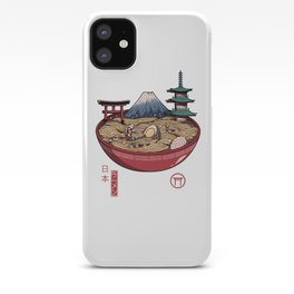 A Japanese Ramen iPhone Case