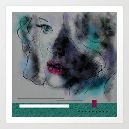 Gena Art Print