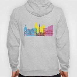 Newcastle skyline pop Hoody
