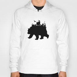 City Of Bear Hoody