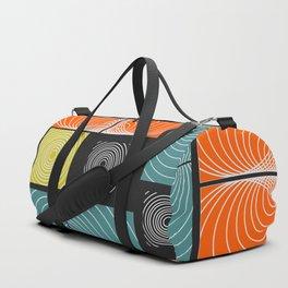 Circular Duffle Bag