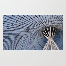 ARCH ABSTRACT 9: Khan Shatyr Center #2, Astana Rug