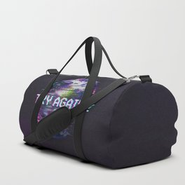Humanity Glitch Duffle Bag