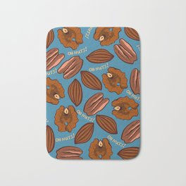 oh nuts! Bath Mat