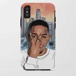 MAAD CITY iPhone Case