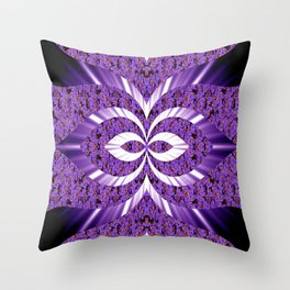 Feeling Masked.... Throw Pillow