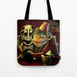 Last Call At Tikilandia Tote Bag