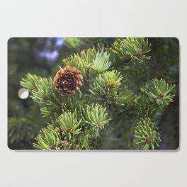 Pinecone Cutting Board
