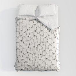 Otter pattern Comforters