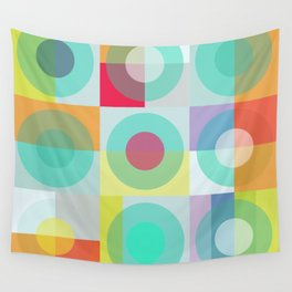 Noughts & Crosses Wall Tapestry