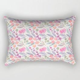 subtle botanica 10 Rectangular Pillow