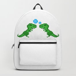 Dino Bubbles Backpack