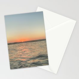 Generic Pacific Sunset Stationery Cards