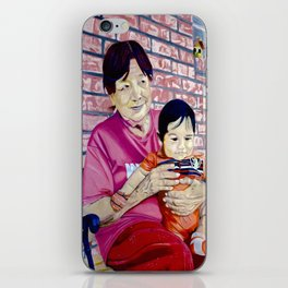 Cherished Moments iPhone Skin