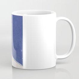 Zinedine Zidane, minimal portrait, Zizou, illustration, french football player, soccer, ballon d'or Coffee Mug