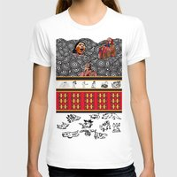 ethnic T-shirts featuring ETHNIC by CaritoMo