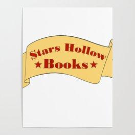 Stars Hollow Books Poster