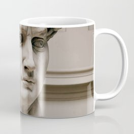"Michelangelo ""David"" (head)(1) Coffee Mug"