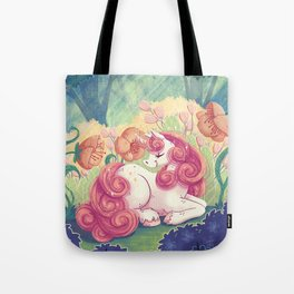 Magical creatures Tote Bag