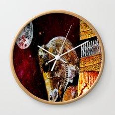 ANCIENT PERSIA Wall Clock