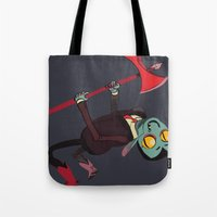 musa Tote Bags featuring stomp stomp stomp soul soul soul by musa