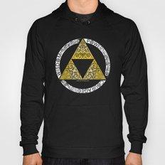 Zelda - triforce circle Hoody