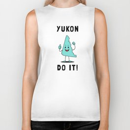Yukon Do It Biker Tank