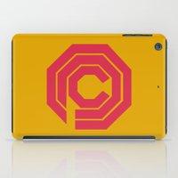 robocop iPad Cases featuring Robocop by FilmsQuiz