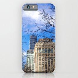 New York Morning iPhone Case