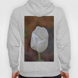 White Tulip Hoody