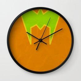 Warrior ver.1 Wall Clock