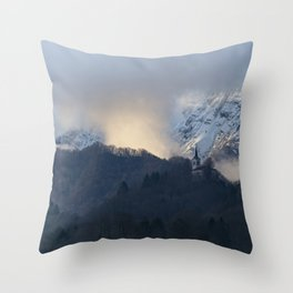 Parish Church of the Holy Spirit Throw Pillow