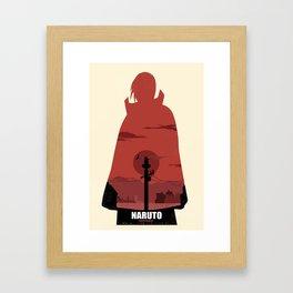 Naruto Shippuden - Itachi Framed Art Print