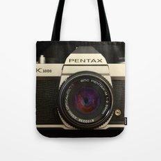 Pentax K-1000 Tote Bag