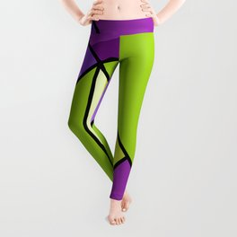 Abstract 14 Leggings