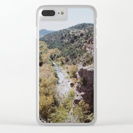 SEDONA IV Clear iPhone Case