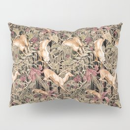 Wild life pattern Pillow Sham