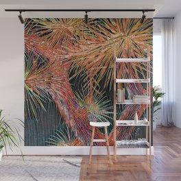 Joshua Tree Mosaic by CREYES Wall Mural