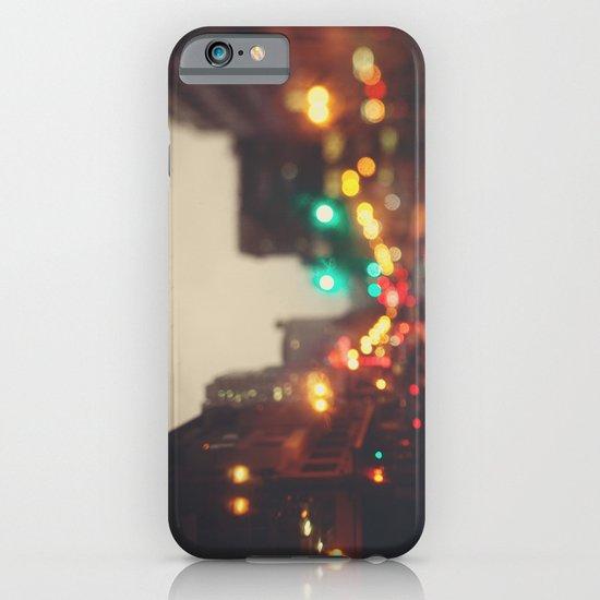 Portland In The Rain iPhone & iPod Case