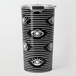 Wide Eyes Travel Mug