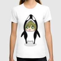 iwatobi T-shirts featuring Free! Onesies - Tachibana Makoto by Tsundere in the Sheets