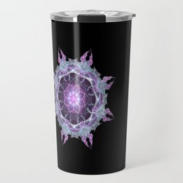 Fractal Mandala 2 Travel Mug
