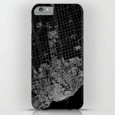 toronto map iPhone 6s Plus Slim Case